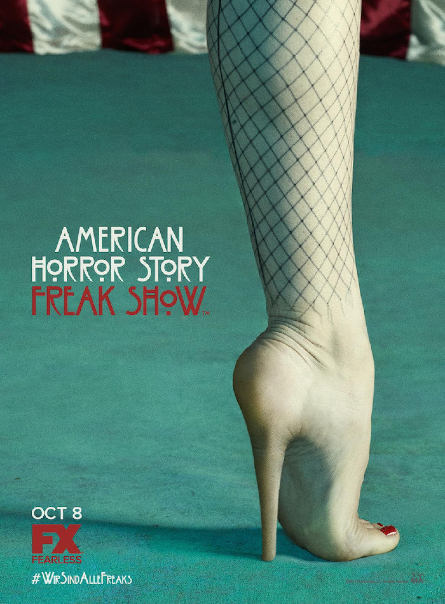 Foot Horror Becomes A New Genre In American Horror Story Freak