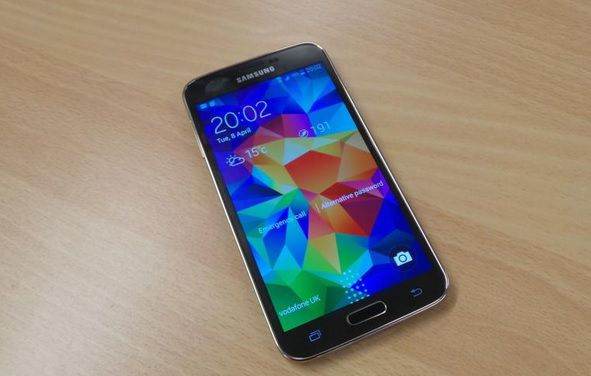 how to fix firmware issues with a samsung galaxy s5