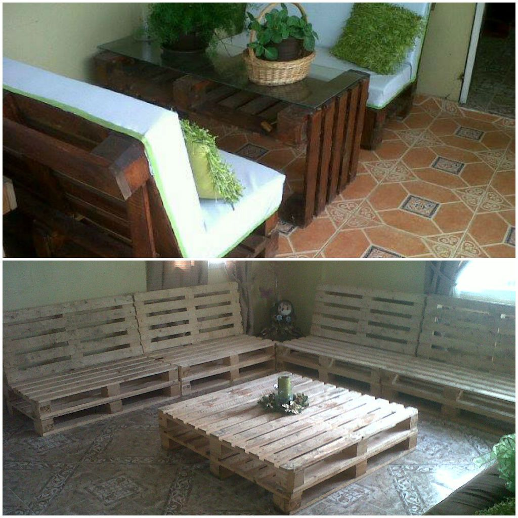 my first pallet projects 1001 pallets