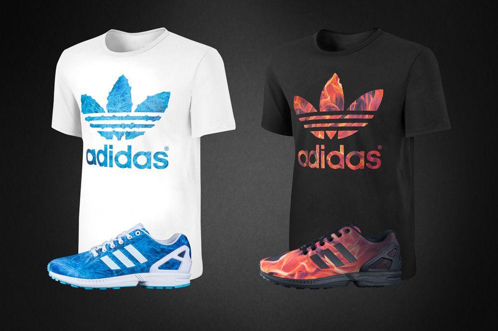 Adidas Flux Fire