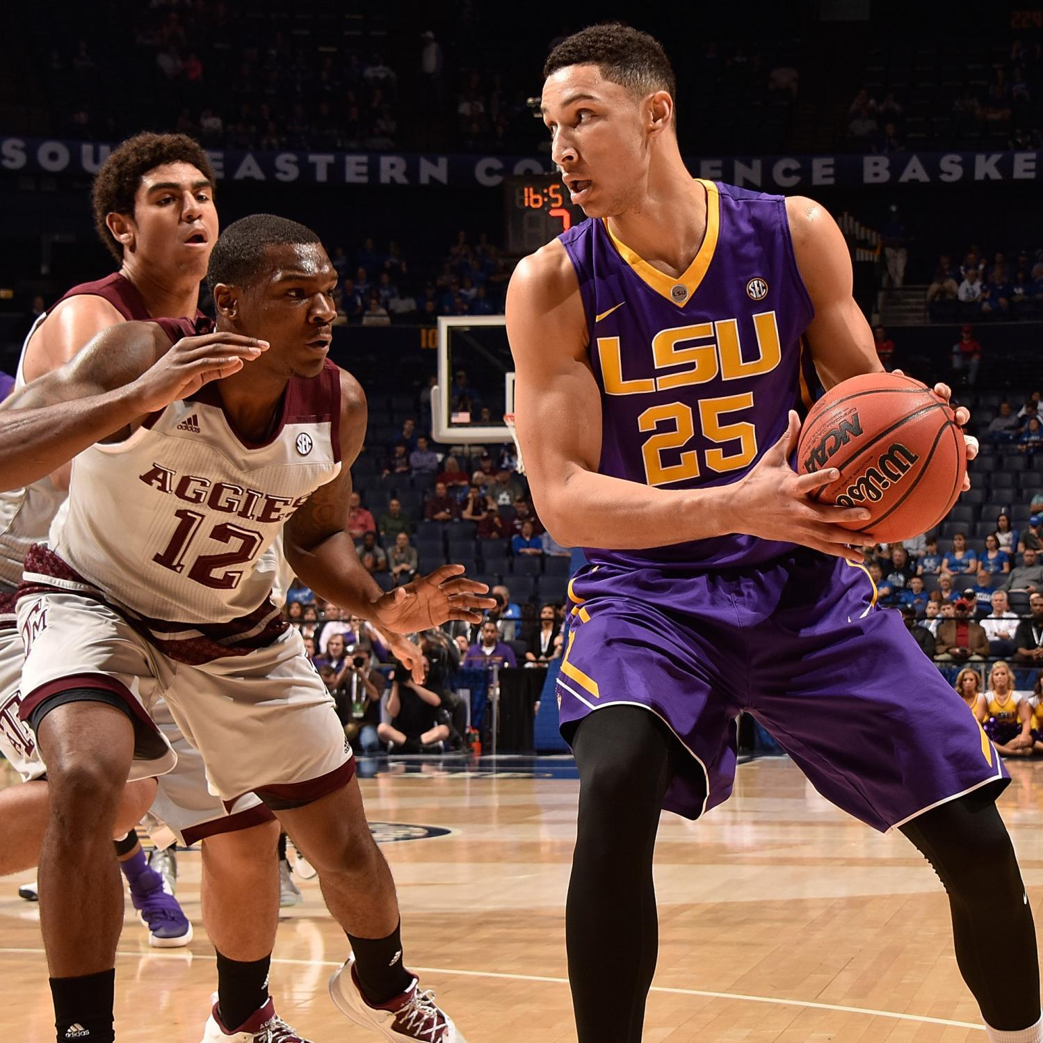 NBA Draft 2016: Complete 1st-Round Mock Draft And More