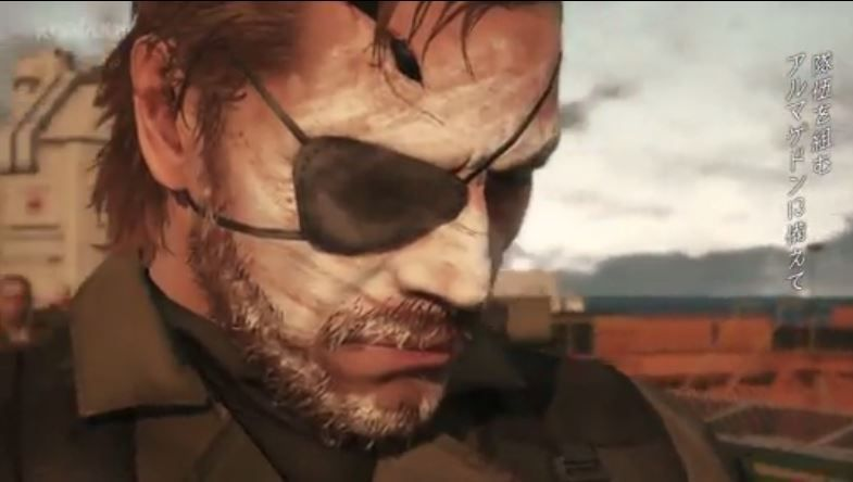 Brand-new Metal Gear Solid 5 footage show Snake and Quiet ...