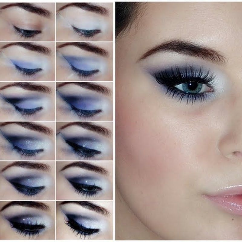 What Color Eyeshadow Will Make Blue Eyes Stand Out - The Best ...