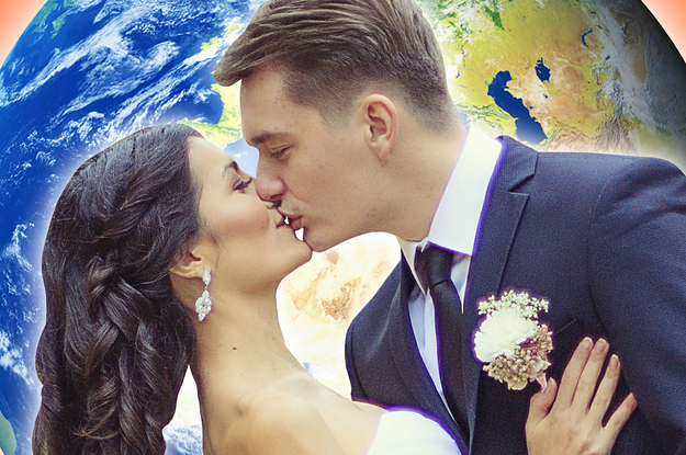 47 Fascinating Wedding Traditions From Around The World: Fascinating Wedding Traditions Around The World