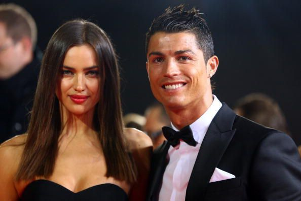 PHOTO: Ronaldo and his girlfriend together at the Ballon D ...Neymar And Girlfriend Together