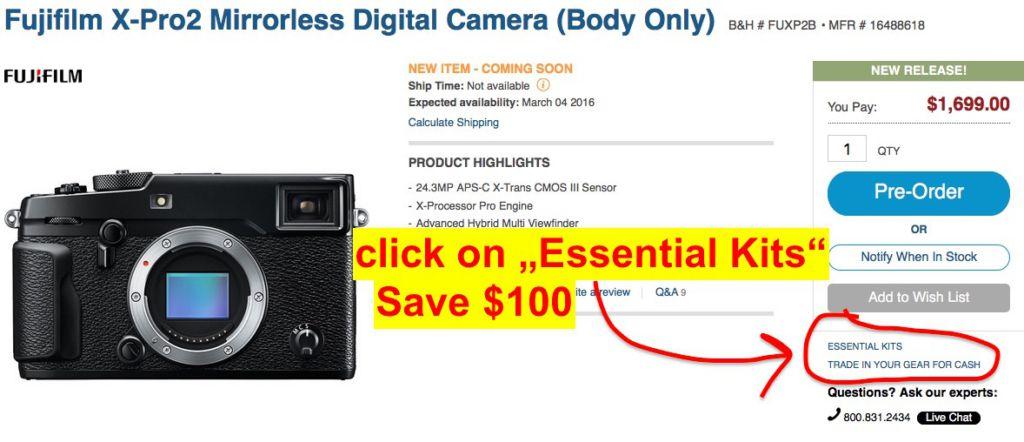 Fujifilm Global Shutter Camera coming in 2018 (at the