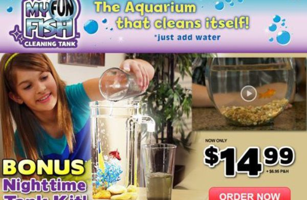 Review does my fun fish tank really work for Fun fish tank