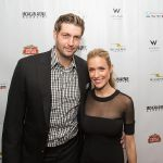 Cutler and cavallari attend her magazine cover party
