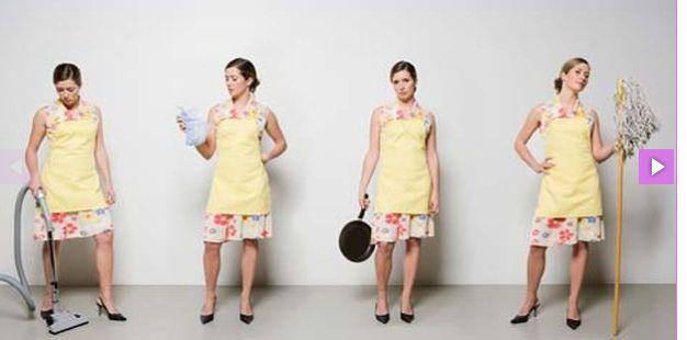 I lavori domestici fanno dimagrire come gli esercizi for Faccende domestiche in inglese