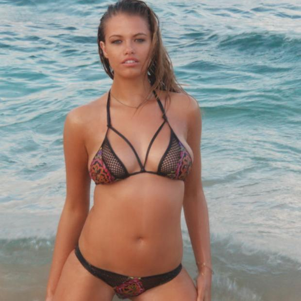 Hailey Clauson 8 Hottest Photos Of Sports Illustrated: SI Swimsuit 2015 Rookie, Hailey Clauson's Shoot Outtakes