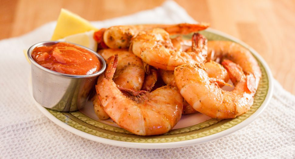 Cooking With Booze: Beer Brined Peel-and-Eat Shrimp