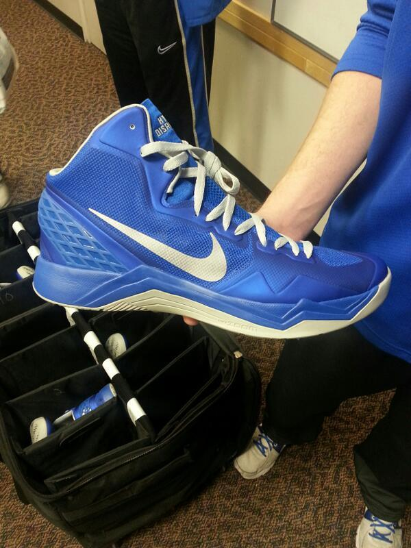 Memphis Basketball team's new shoes for the NCAA ...