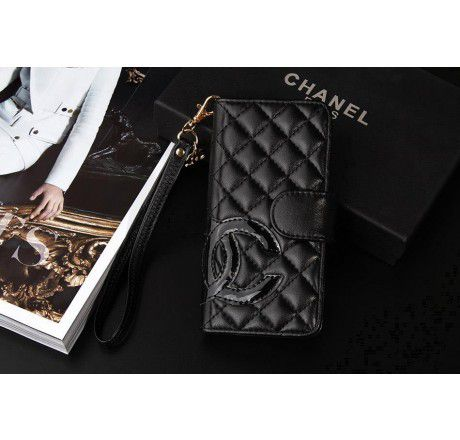 Chanel iPhone 6 Plus Wallet Cases - LockerDome