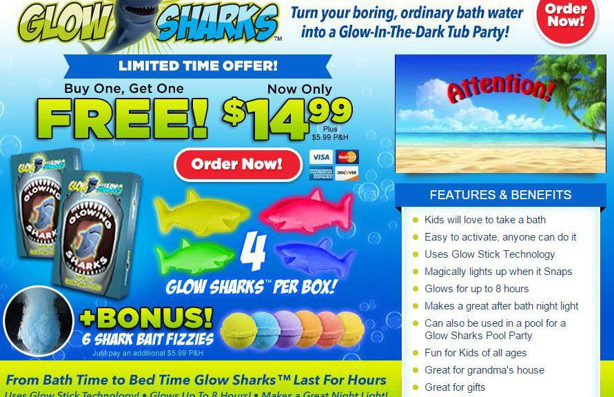Glow Sharks Review Glowing Bath Tub Sharks Freakin 39 Reviews