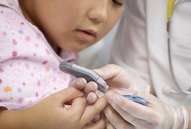 Медицина сахарный диабет 1 типа у детей