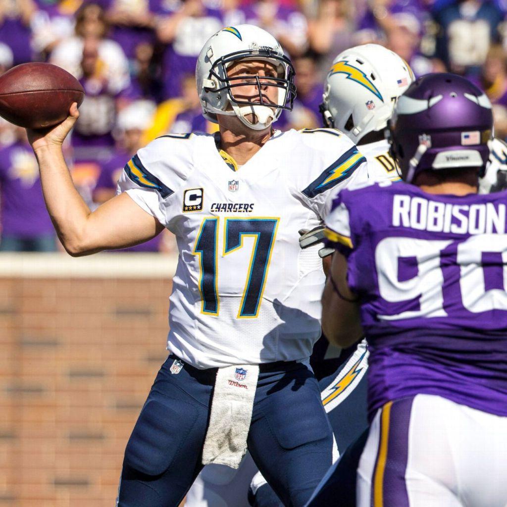San Diego Chargers Espn: Adrian Peterson, Minnesota Vikings Rumble Past San Diego