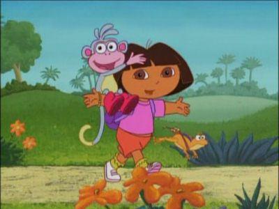Watch The Chocolate Tree Ep 22 Dora The Explorer