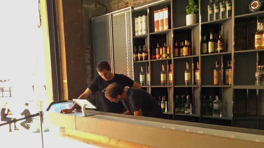 Courage And Craft Liquor Shop Opens At Grand Central Market
