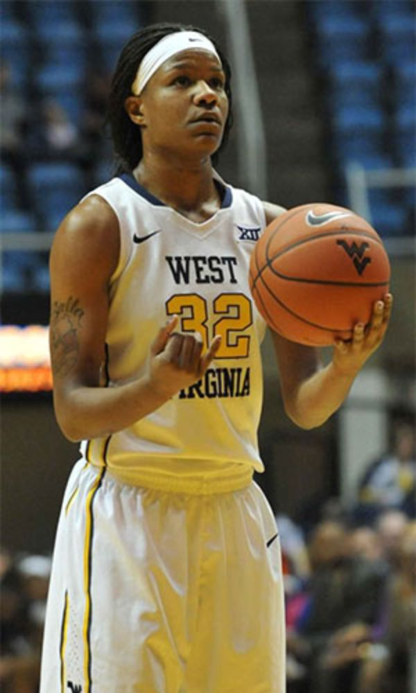 The West virginia university girls basketball camp