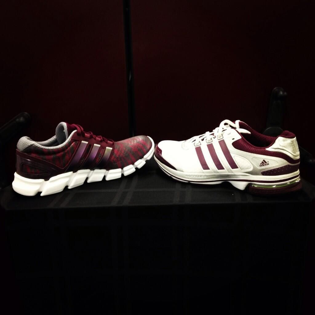 Texas A M Running Shoes