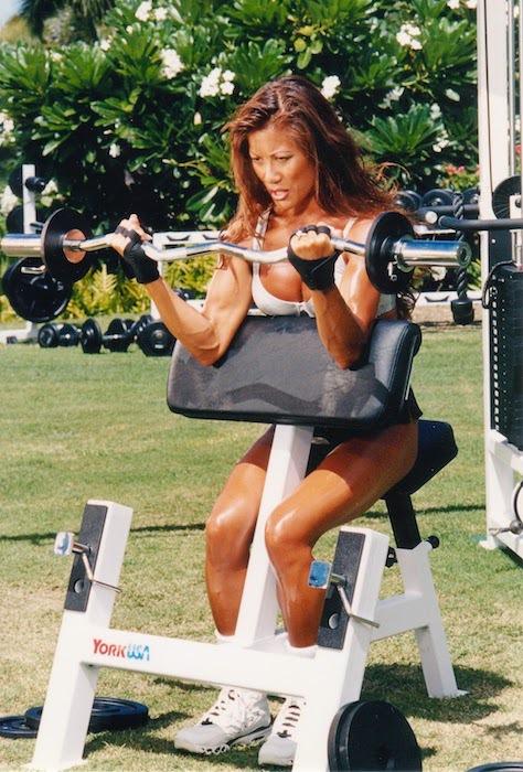 kiana tom diet plan workout routine