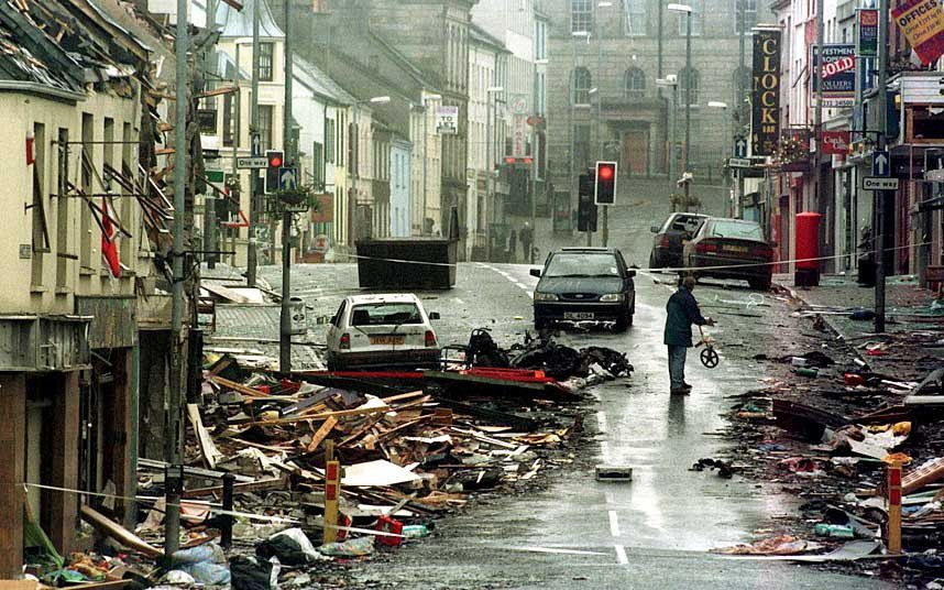 encountering conflict omagh bombings Sixteen years after a real ira bomb exploded in the centre of omagh killing 29 men, women and children in the co tyrone town a high-profile republican will appear in court on friday morning.