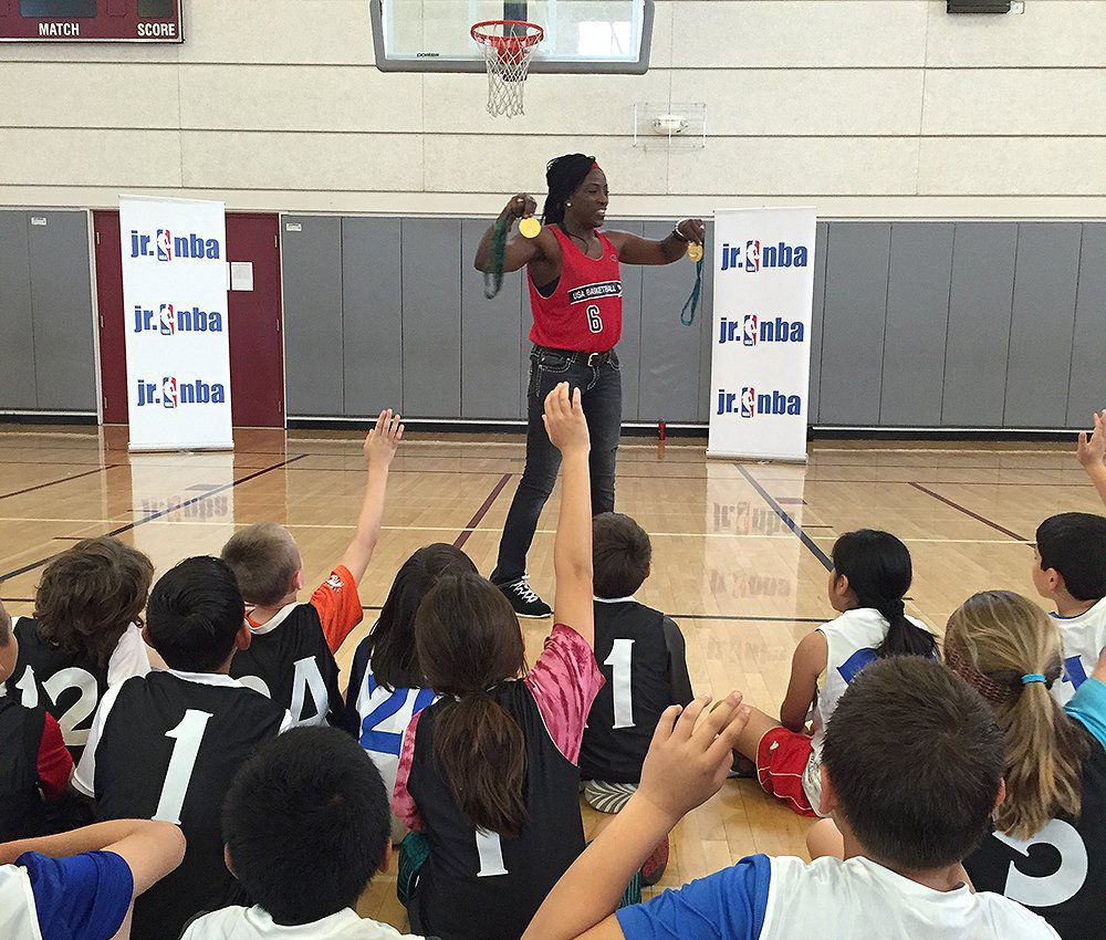 Warriors Youth Basketball Camp: GoldenStateWarriors On Twitter