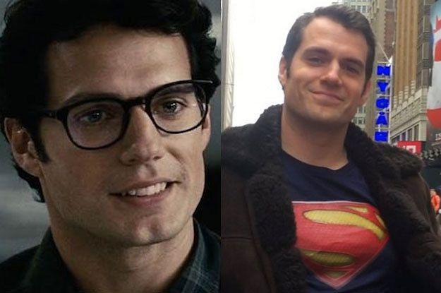 Henry Cavill Just Proved Supermans Glasses Only Disguise Actually