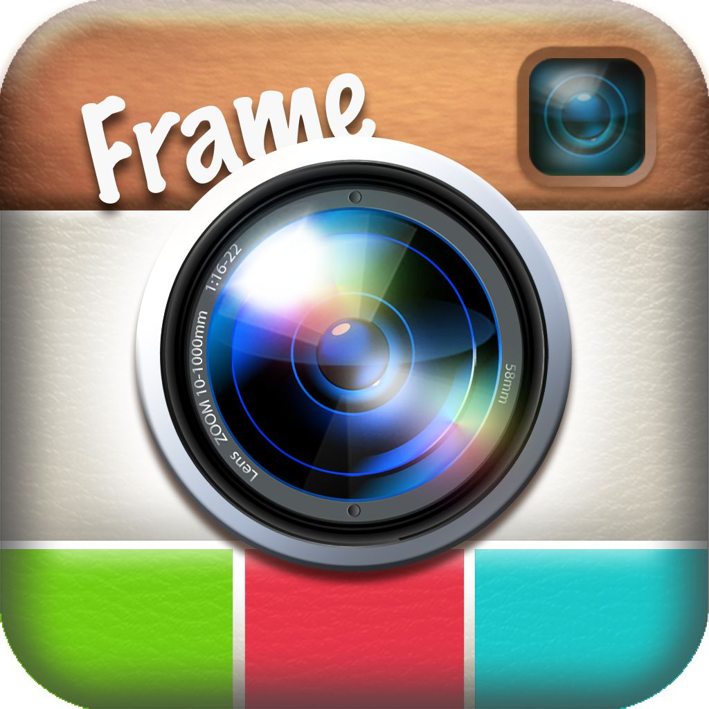 instaframe photo collage editor picture frames effects maker for instagram