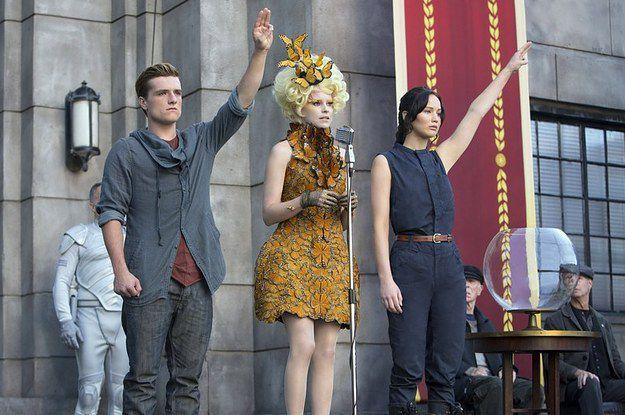 Hunger Games Stage Show Hunger Games Stage Show