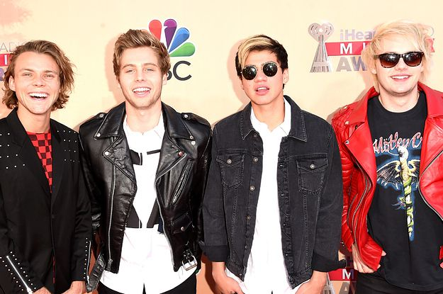 5sos talk about dating fans Take our ultimate 5sos fan quiz to find out who did ryan seacrest try to call to talk to the guys while they were interviewing on his radio.