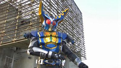 Kamen Rider Kabuto  Birth  Gatack Hyper Form   is an episode in    Kamen Rider Kabuto Hyper Form