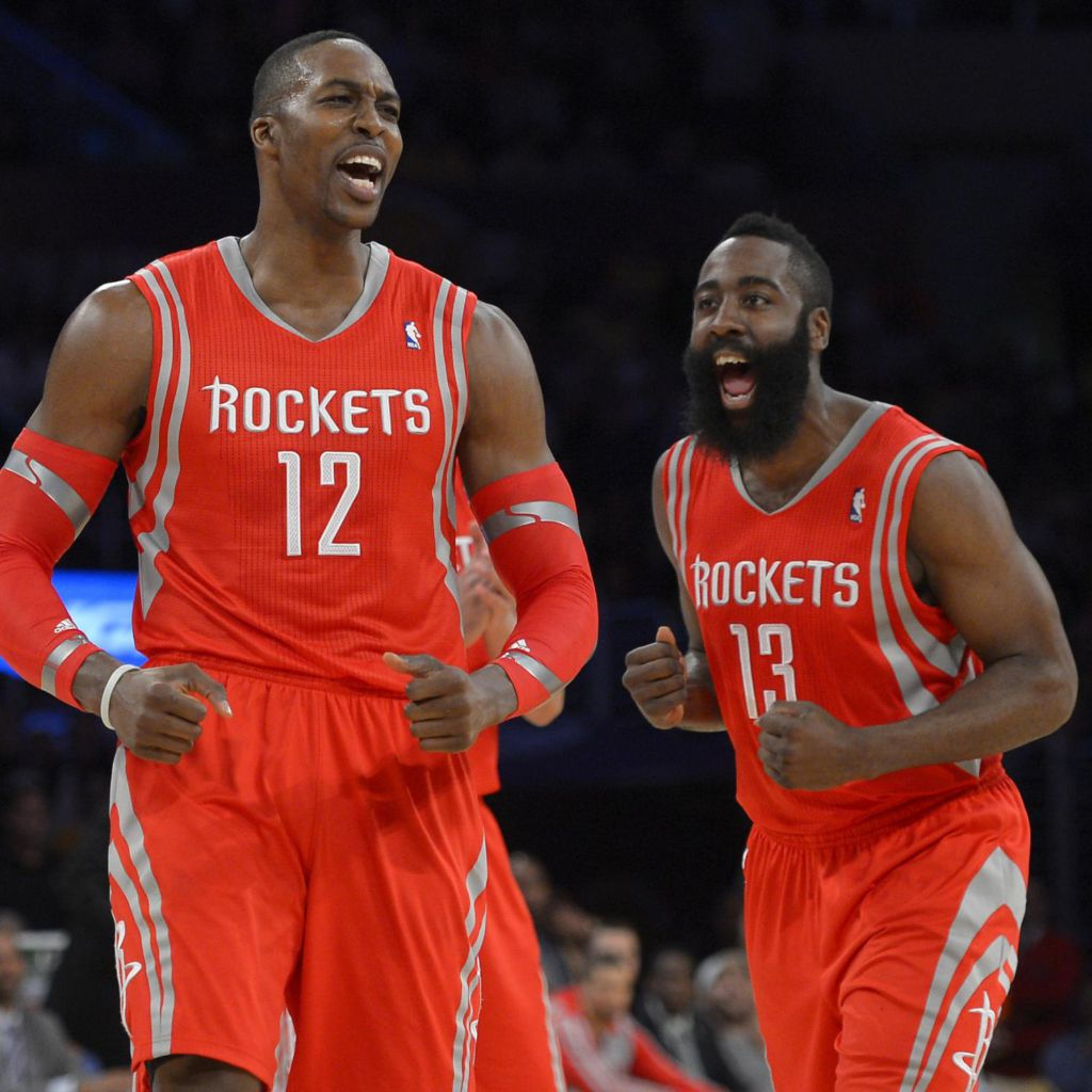 Houston Rockets Championship Roster: Rockets 2015-16 Schedule: Top Games, Championship Odds And