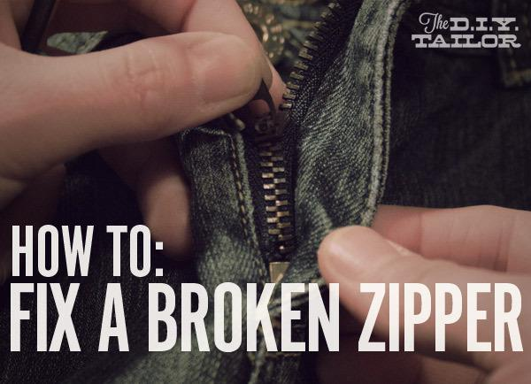 how to fix a broken zipper driverlayer search engine. Black Bedroom Furniture Sets. Home Design Ideas