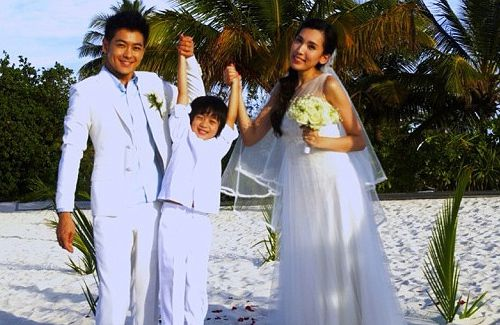 Celebrity Weddings: Jimmy Lin and Kelly Chen