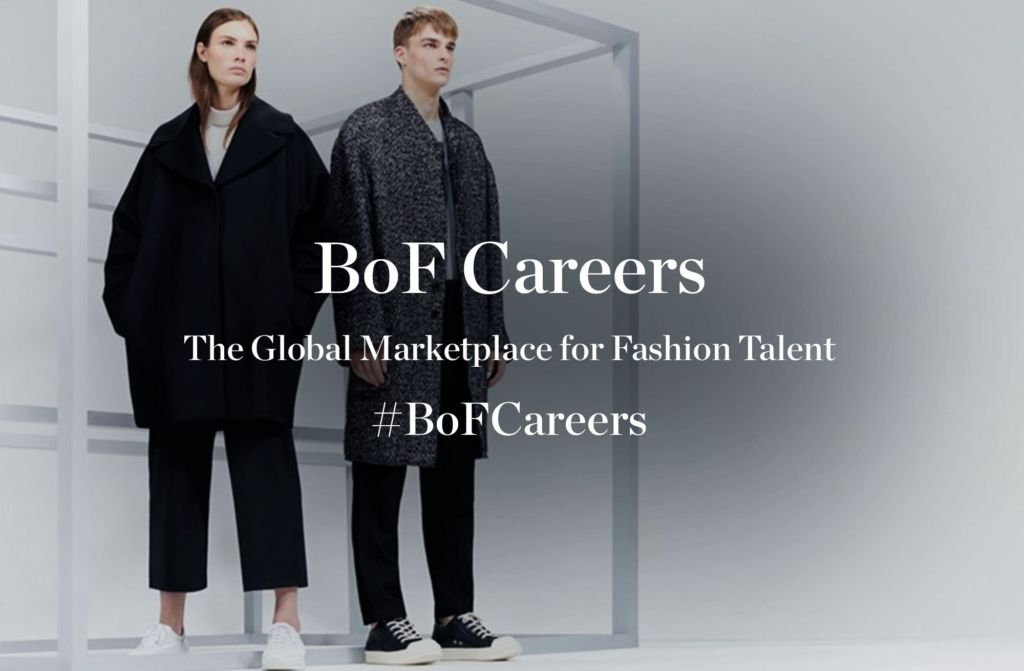 Image result for business of fashion careers
