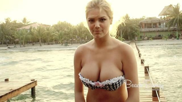 Kate Upton S And Her Breasts Are Going To Space For The