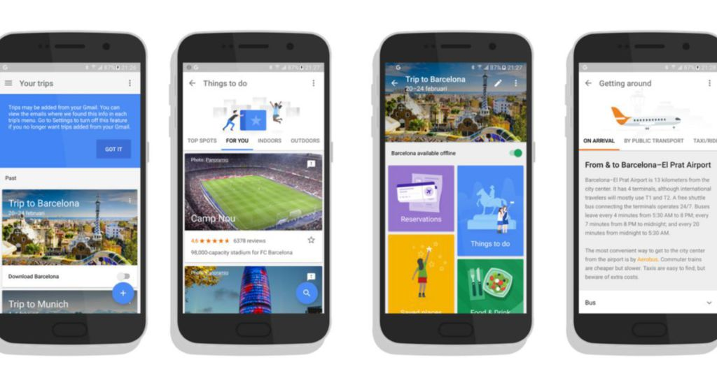 Google's got a new travel app, but it's not ready for the ...