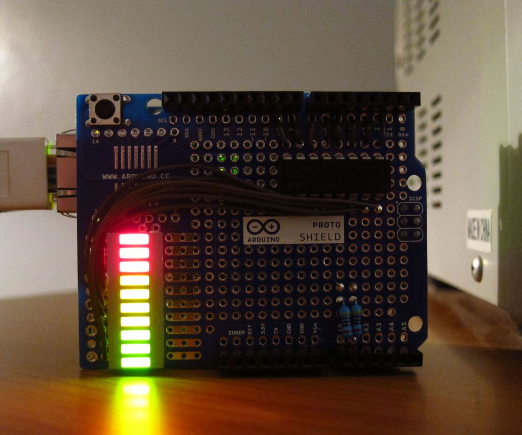 Secure iot with the arduino yun