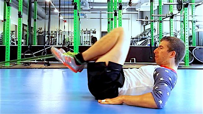 4 Resistance Band Core Exercises For Rock Solid Abs
