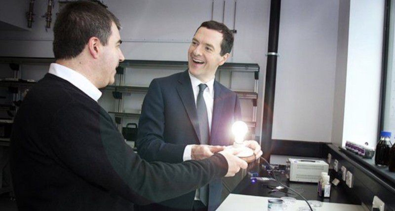 Graphene Light Bulb Hitting The UK Market Soon