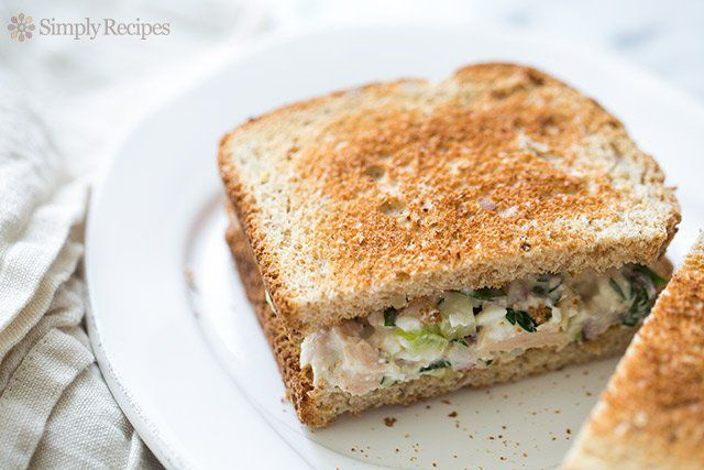 Best Ever Tuna Salad Sandwich Recipe | SimplyRecipes.com