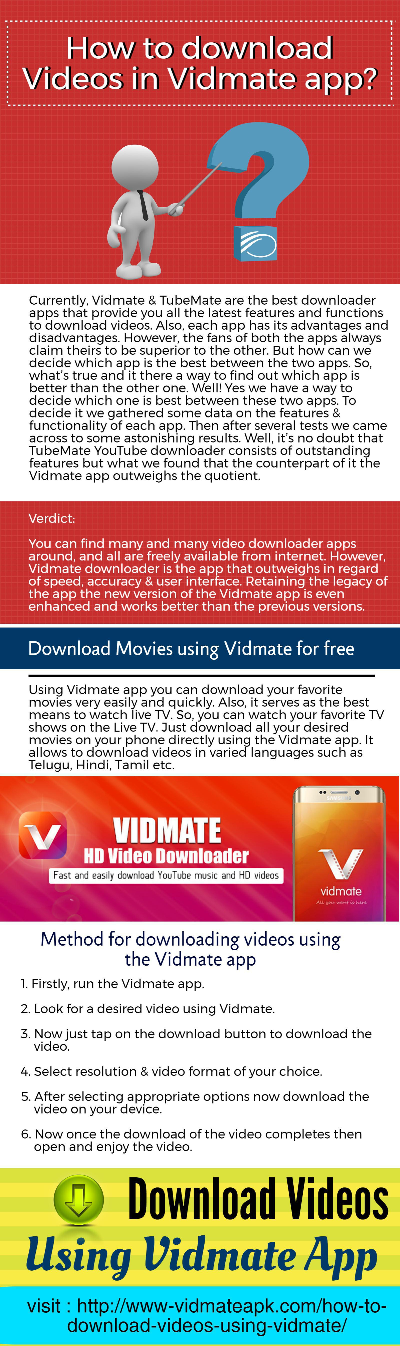 How To Download Videos In Vidmate App? - LockerDome