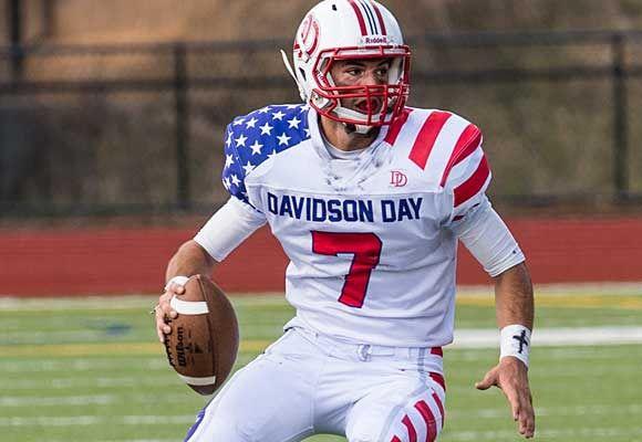 Davidson Day High School (NC) football uniforms. (via @MaxPreps)