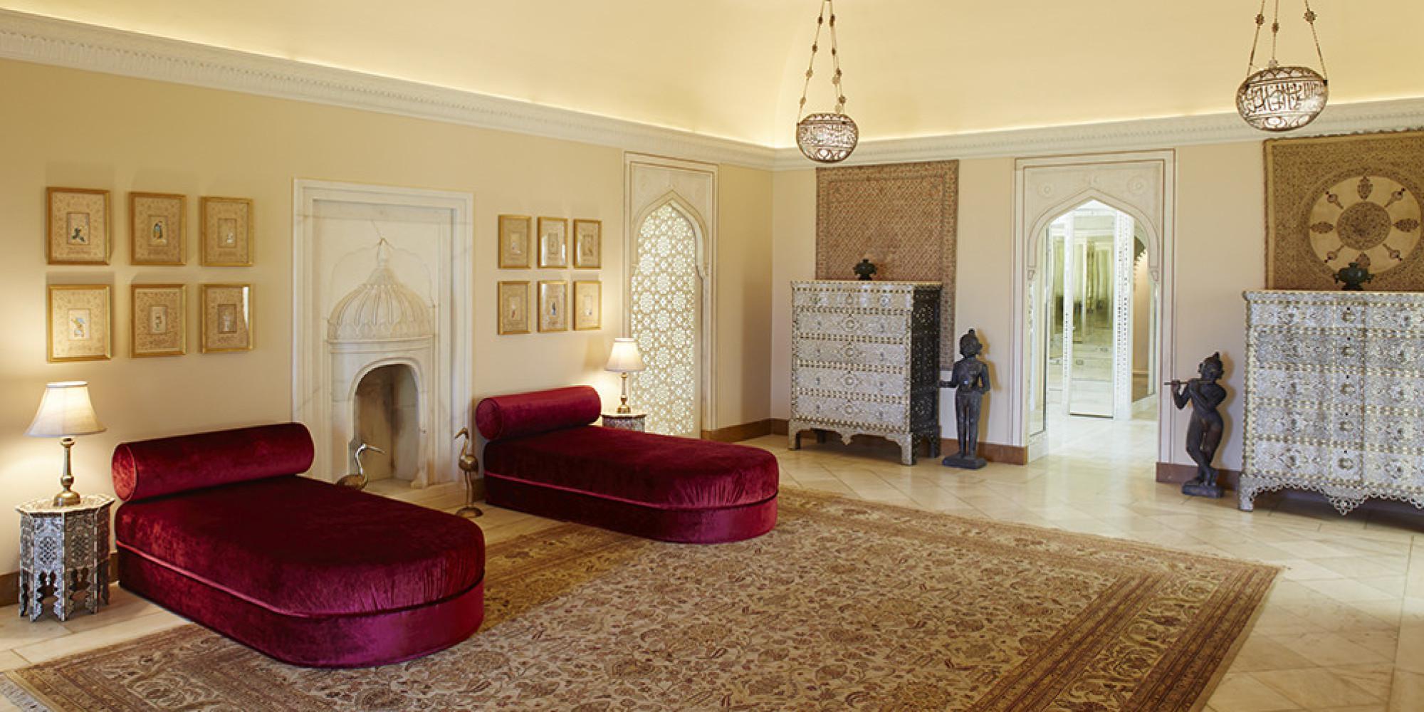 This Billionaire's Bedroom Is A Treasure Trove Of Islamic Art