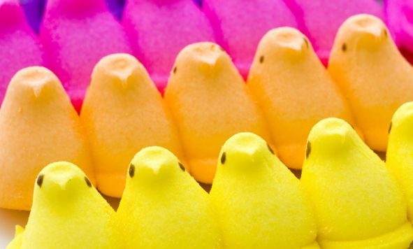 How to make a peeps flavored desert cocktail for easter for How to make flavored martinis