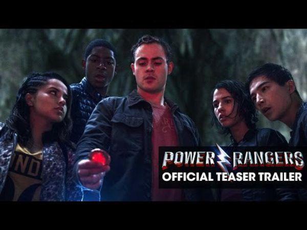 On The Verge Halsey: Power Rangers (2017 Movie) Official Teaser Trailer