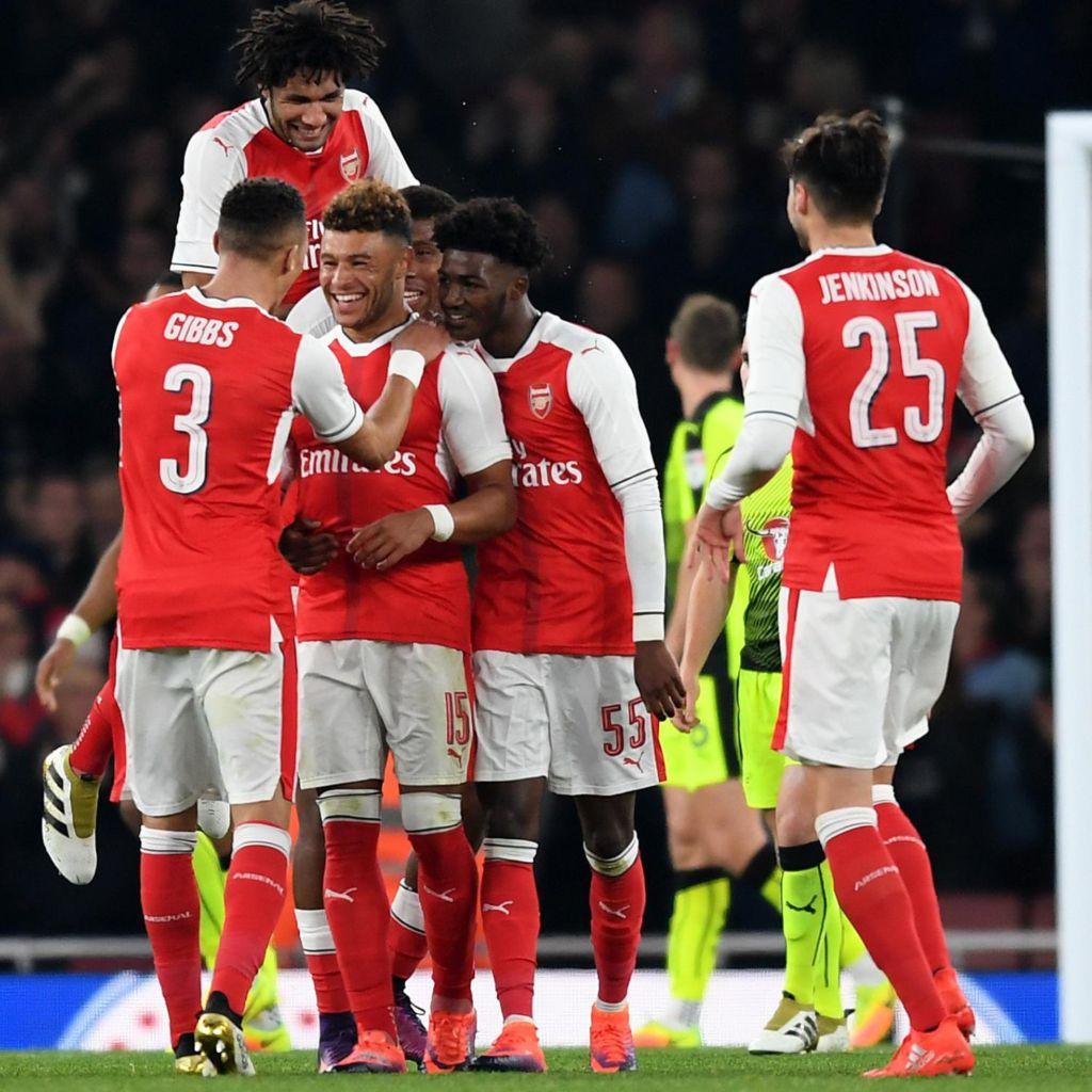Arsenal Vs Tottenham Live Score Highlights From Premier: Sunderland Vs. Arsenal: Live Score, Highlights From