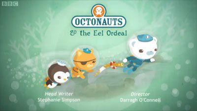Watch Ep 37 Octonauts And The Eel Ordeal Online on Sky Go