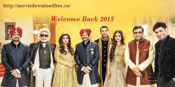 Welcome Back Hindi Full Movie Hd Download